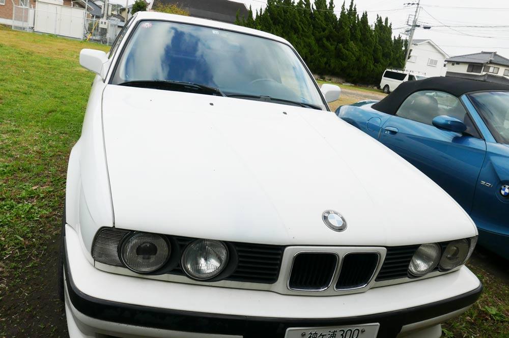BMW E34型 5シリーズ